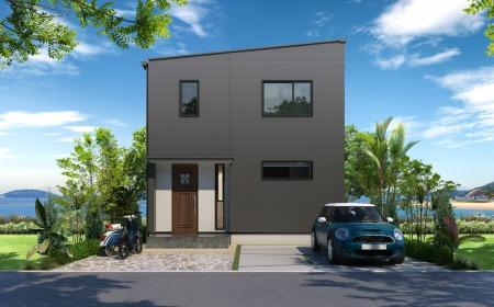 高性能住宅モデルハウス公開中!